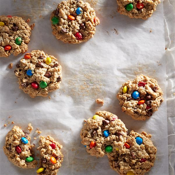 JIF Peanut Butter Monster Cookies