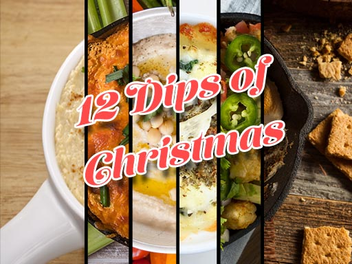 The 12 Best Dips of Christmas Past