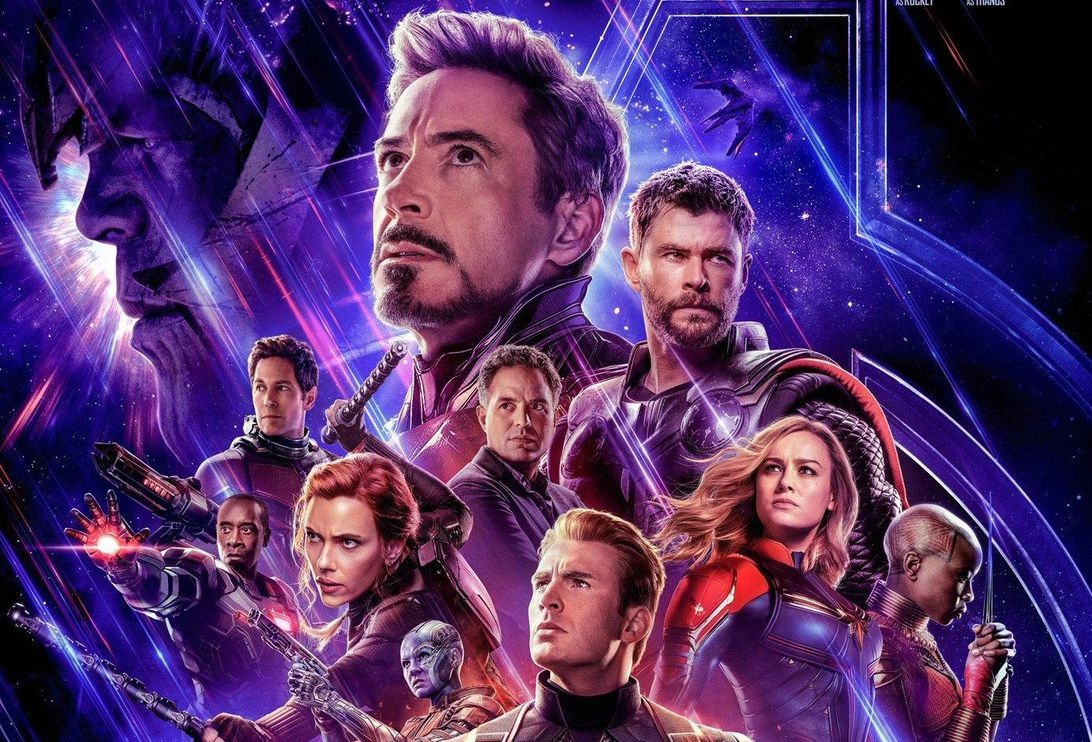 Producer Chad's Avengers: Endgame Cheat Sheet